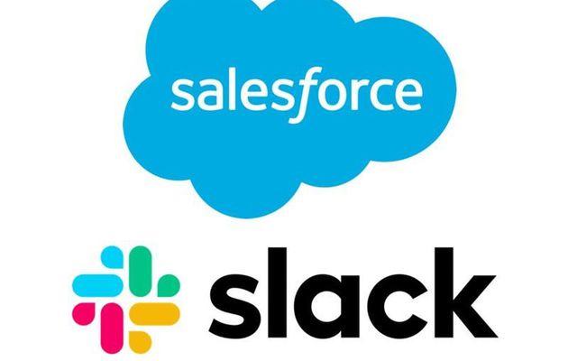 Start-up : Salesforce s'offre Slack pour près de 28 milliards de dollars