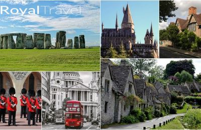 5 Stunning Places to Visit in  South England