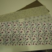 Tutoriel : le livre en tissus - Les bricoles