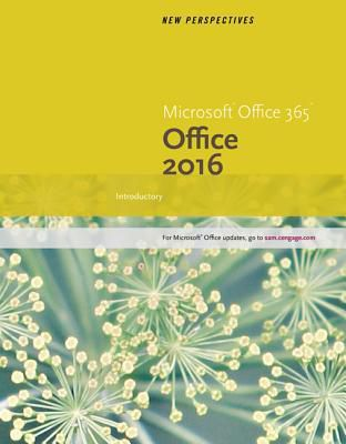 (kindle) Read New Perspectives Microsoft Office 365 & Office 2016: Introductory, Spiral Bound Version By Shaffer Kindle Book