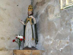 Sainte Apolline, Saint Pierre,  Saint Budoc