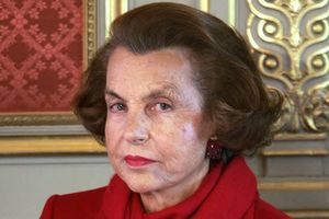 Letter: Liliane Bettencourt's life was a sort of tragic feminist parable