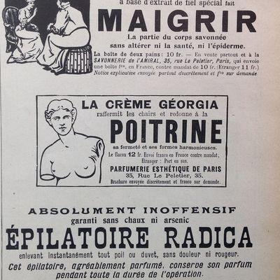 Fémina en 1910