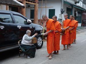 Luang Prabang, la nonchalante