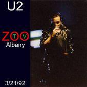 U2 -ZOO TV Tour -21/03/1992 -Albany - USA Knickerbocker Arena - U2 BLOG