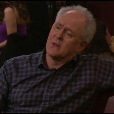 El padre de Barney, Jerry