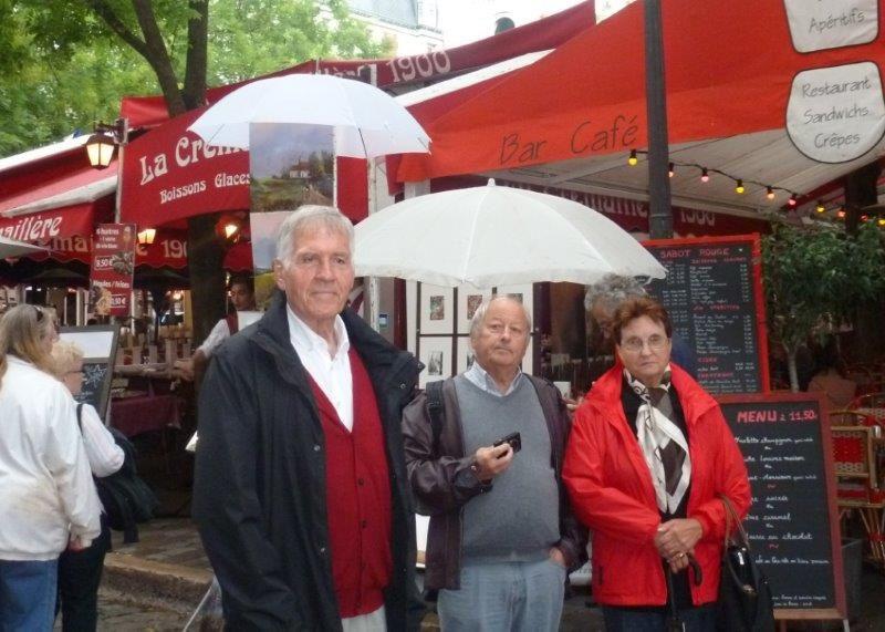 images de notre ami CLP, le guide et photographe parisien, bien connu. merci Claude pour ce que tu fais au sein de notre amicale. 101 images à regarder sans modération! FM