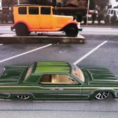 64 LINCOLN CONTINENTAL HOT WHEELS 1/64 - car-collector.net