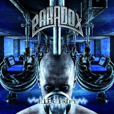 PARADOX: Electrify (2008-Afm Records) [Power/Thrash-Metal]