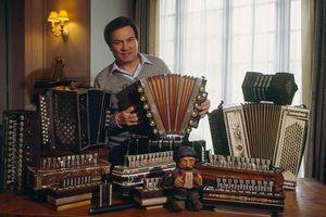 L'accordéoniste Marcel Azzola est mort à 91 ans