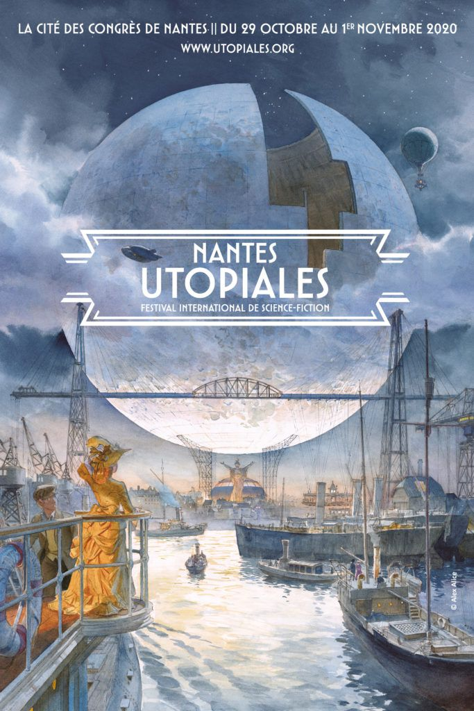 Les Utopiales, Festival international de Science-Fiction 2020