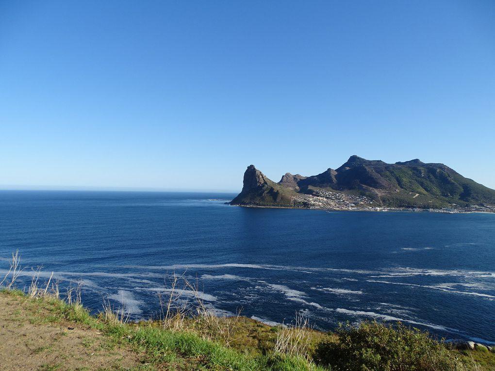 Jour 2 La région du Cap