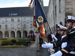 Belle cérémonie à Quimper pour le 100ème anniversaire de l'Armistice
