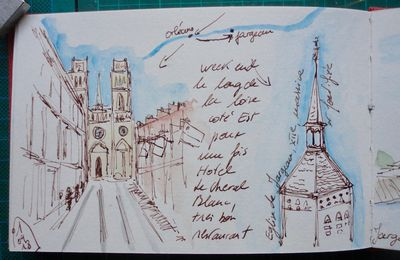 Carnet de voyage : Week end en Touraine