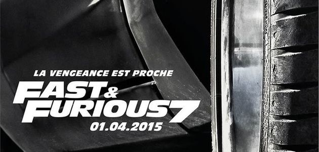 """""""FAST AND FURIOUS 7"""", BANDE-ANNONCE & BONUS"""