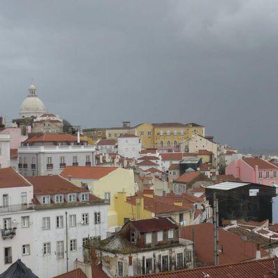Lisbonne… sous toutes les couleurs