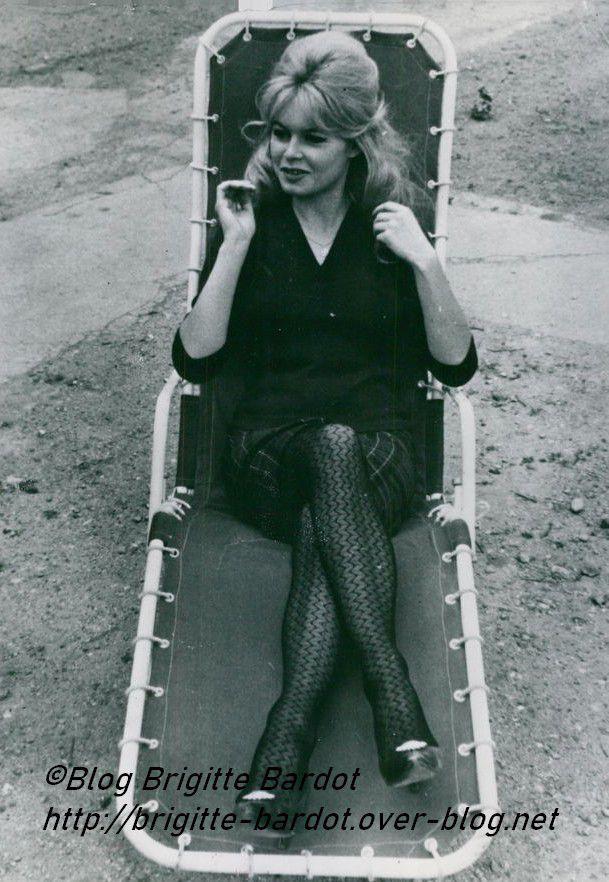 Photos rares et/ou inédites de Brigitte Bardot