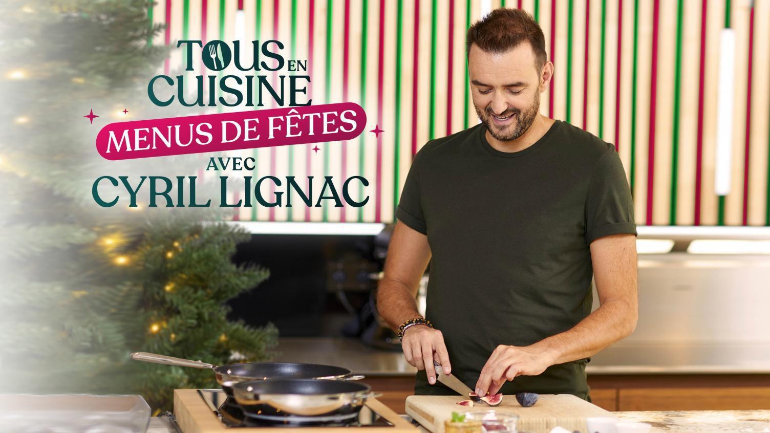 """""""Tous en cuisine Menus de fêtes avec Cyril Lignac"""" sur M6 : Les ingrédients de ce lundi 28 décembre (Crevettes cocktail avocat pamplemousse et pain surprise au saumon fumé)"""