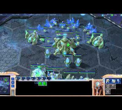 Protoss Bronze en ladder - PvP commenté live