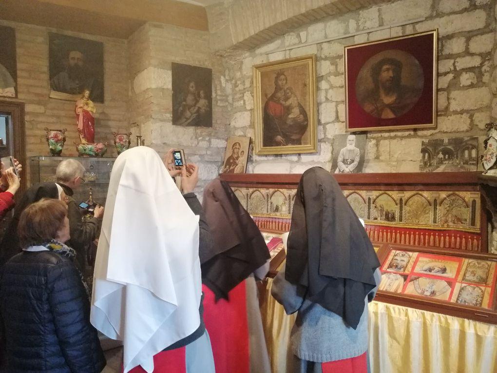 Moments de découvertes au Sanctuaire Marial Notre Dame de La Drêche - Photos Aurélie VIGUIER et Yannick GUY