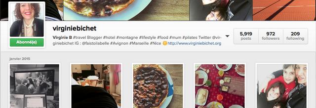 Ma vie : Instagram VS la vérité
