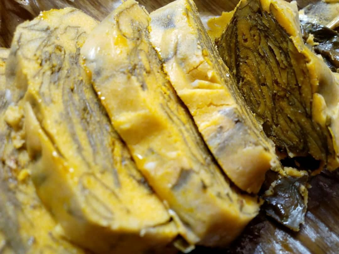 Khùkuë ndjo ou patate râpée façon tenue-militaire-ARtv-Media-Culturel-Sidoine-Feugui