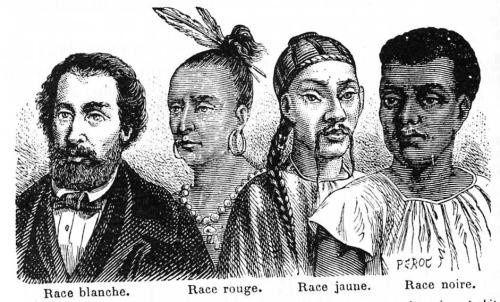 Il était temps de rappeler à certains que les races humaines n'existent pas