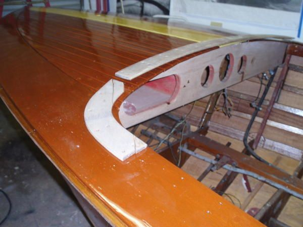 Album - Chris Craft 1959 Restoration