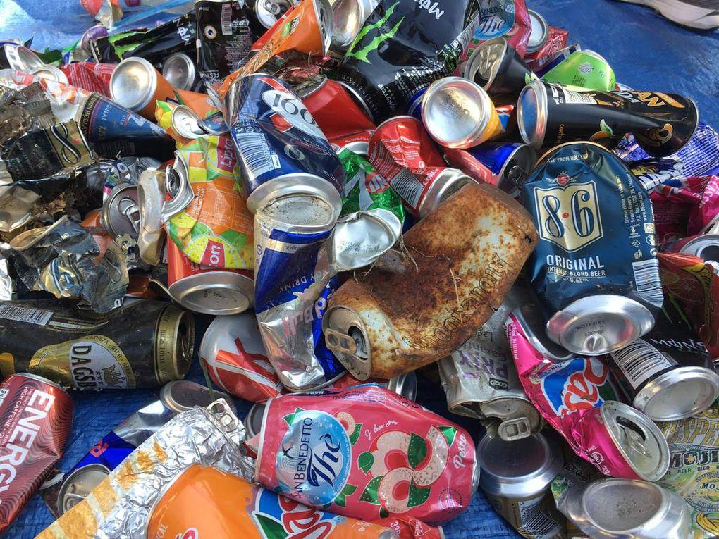 Action citoyenne de ramassage des déchets sauvages le 21 septembre 2019