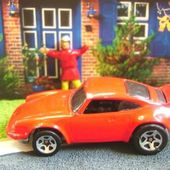 P-911 PORSCHE 911 TURBO HOT WHEELS 1/64 P911 - car-collector.net