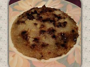 Bowlcake façon bounty