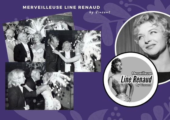 PHOTOS: Line Renaud et Annie Cordy dans les coulisses d'Hello Dolly ! à Mogador en 1972
