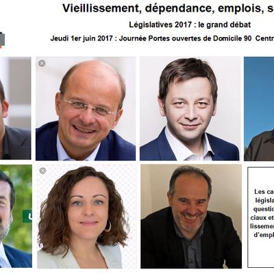 Journée Portes ouvertes : L'innovation politique - Grand débat - 1er juin 2017 à 9h30