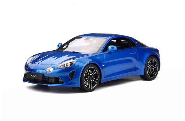 1/12 : Ottomobile grossit son Alpine A110 !
