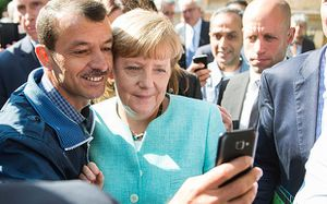 BBC - Angela Merkel, German Chancellor, is Time 'Person of the Year'
