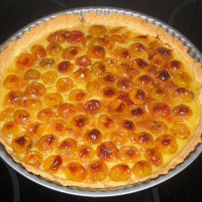 Comment réaliser une tarte aux mirabelles ? (ingrédients, préparation)
