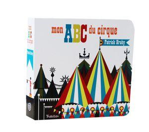 Mon ABC du cirque (coup de cœur)