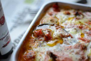 Lasagne aux derniers légumes d'été #Etal des Epices