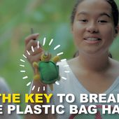 Tasini: the key to break the plastic bag habit