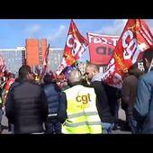 Le Havre toujours mobilisé contre cette loi de régression sociale