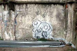 MUTO - un mur animé par BLU