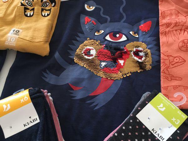 kiabi mode enfant sur charlotteblablablog