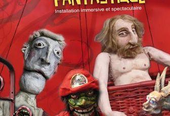 « Chambre des marionnettes, Ré.création fantastique »