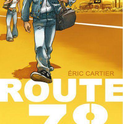 """Partez aux U.S.A. avec Eric Cartier: """"Route 78"""""""