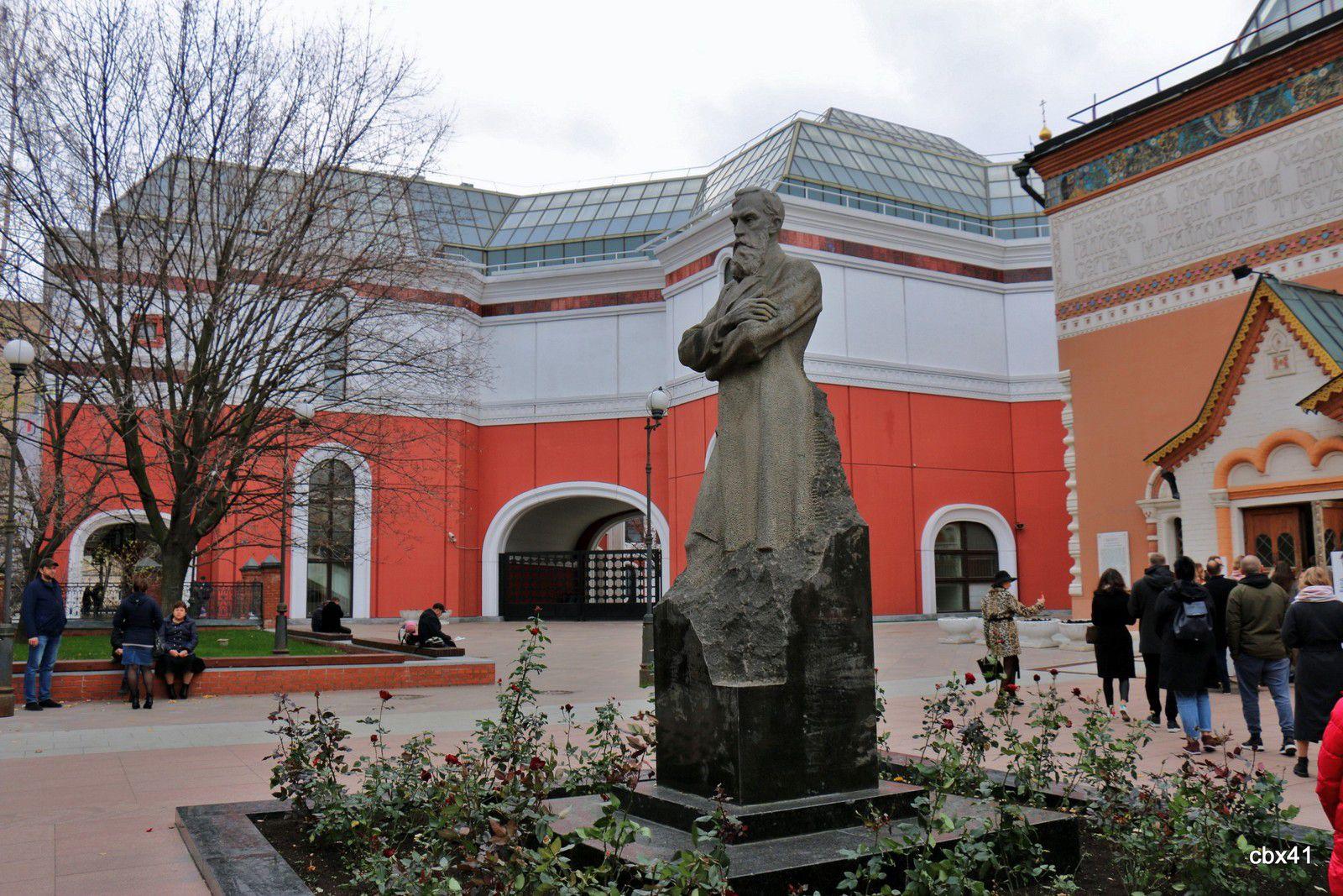 L'Archange Michel,  galerie d'Etat Tretiakov (Moscou)