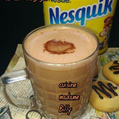 Chocolat chaud maison مشروب الشوكولاته الساخنة