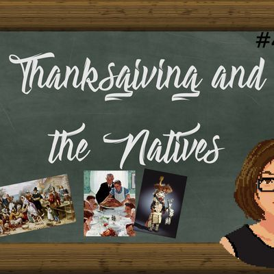 Thanksgiving and the Natives
