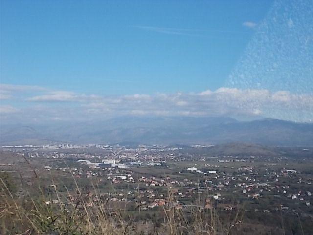 Départ ce matin pour le monastère d'Ostrog et retour par le lac Skadar et la côte de Petrovac à Budva