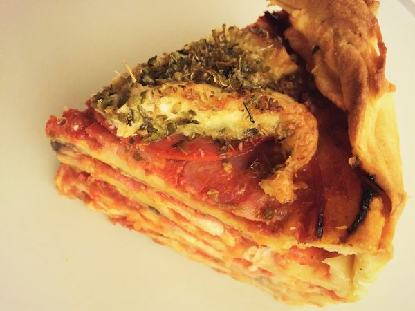 Pizza cake ou pizza à étages !