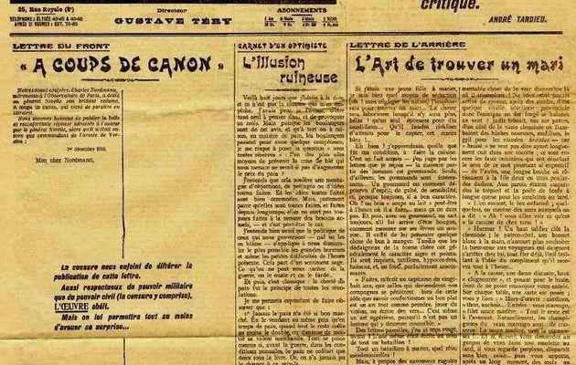 90ème anniversaire du procès Seznec : samedi 1er novembre 1924